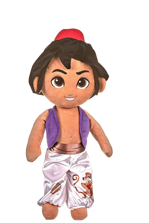 Posh Paws Disney Aladdin Soft Doll in Gift Box 25cm